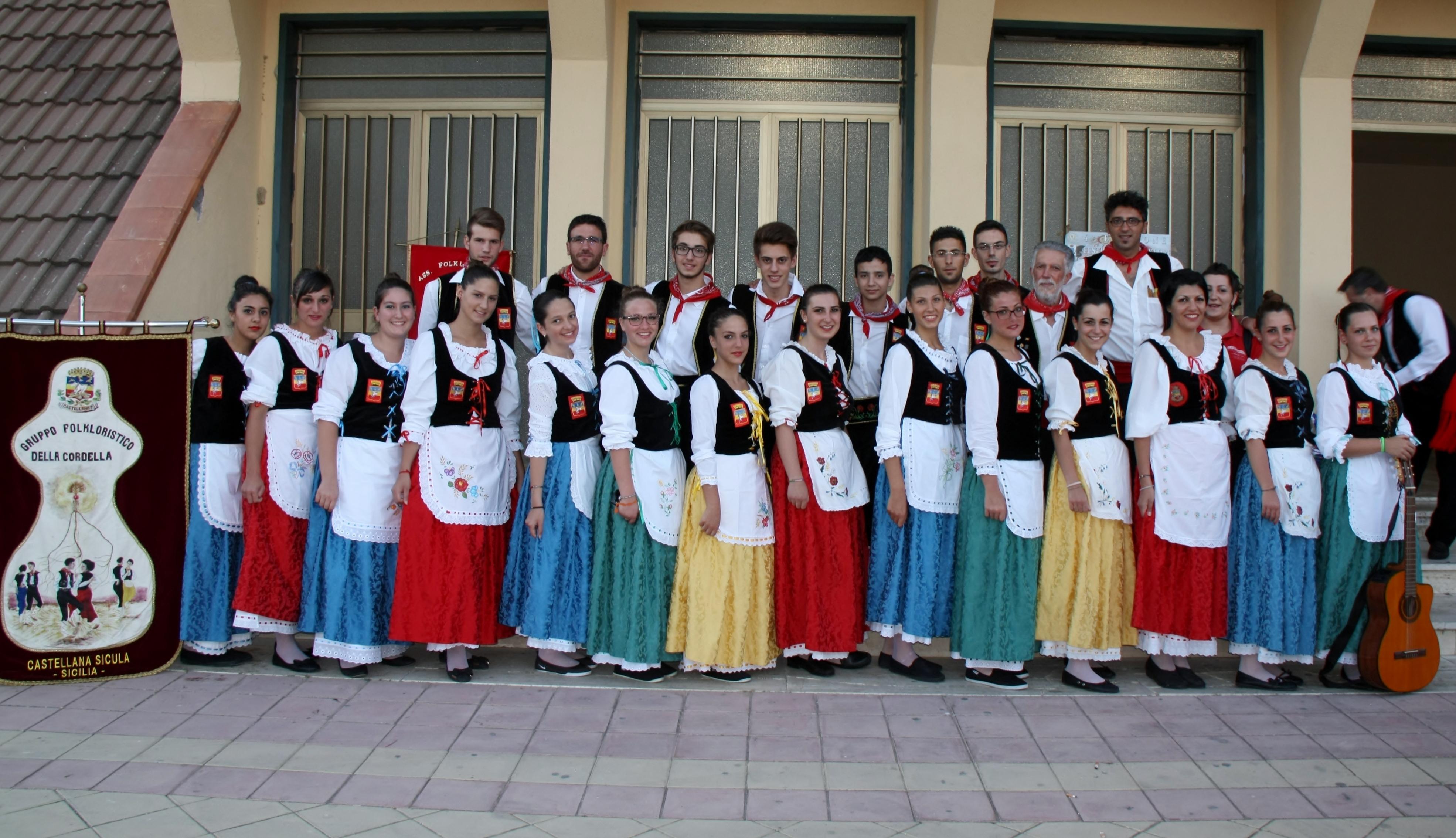 """quarta edizione del festival del folklore """"Be"""