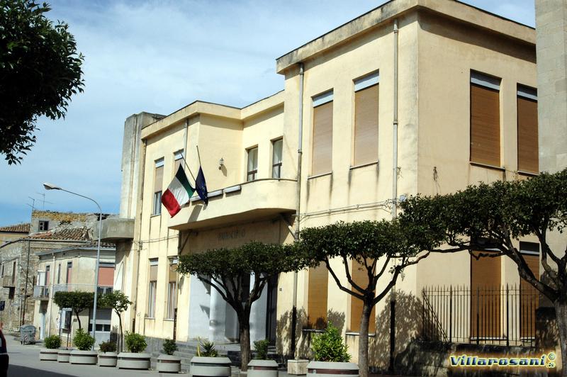 Municipio (palazzo di citta')