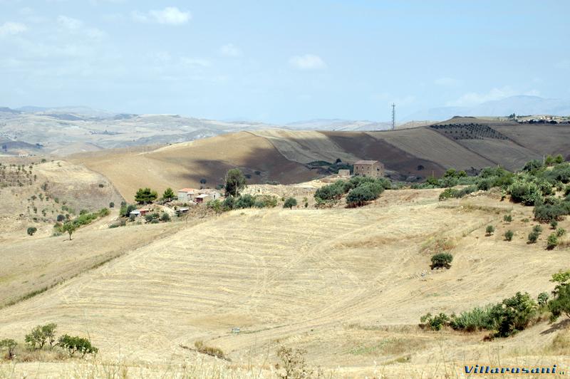 Panoramica contrada Majorana