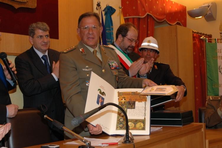cerimonia cittadinanza onoraria