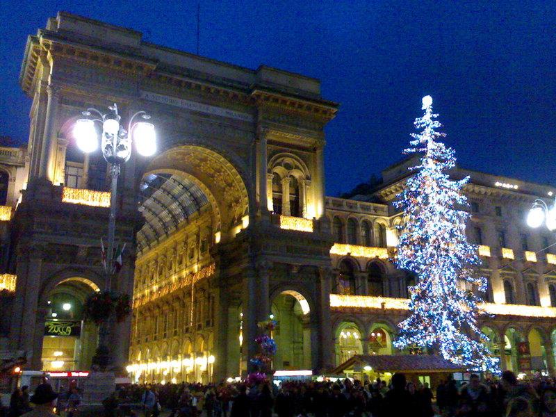 Piazza Duomo (dicembre 2006)