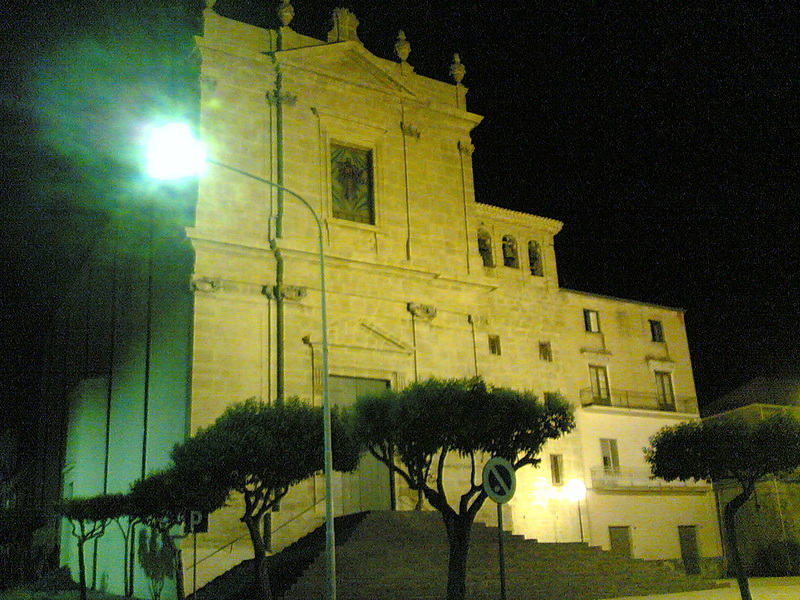 Chiesa Madre by night (01)